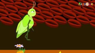 Ants || Telugu Animated Story ||  Animation Stories for Kids - KidsOne