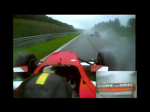 Amazing Reactions in a Racing Car!!