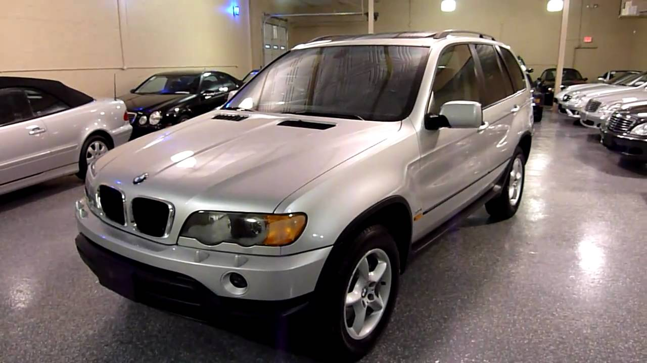 BMW Convertible 2002 bmw x5 4.4 i mpg 2002 BMW X5 4dr AWD 3.0i (#2022) SOLD - YouTube