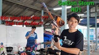 Đi Thái Lan bắn súng Paintball kiếm tiền chuyên nghiệp cùng đội SaiGon Storm,bạn có dám ? Kỹ Sư Hẻm