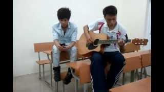 Lắng Nghe Nước Mắt - Kậu Út Cover Guitar