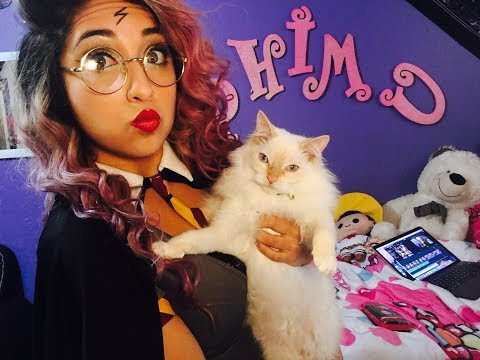 Halloween Harry Potter Costume & Circle Lenses Review