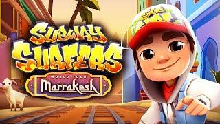 Subway Surfers Marrakesh - World Tour 2018 Gameplay Updated