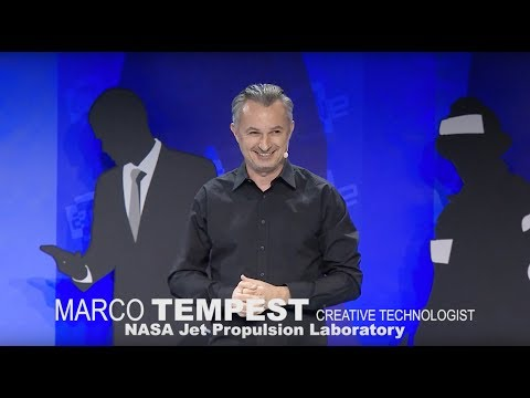 Marco Tempest (NASA Jet Propulsion Laboratory): Inventing the ...