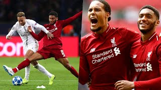 100+ Defensive Skills ONLY Liverpool Players Can Do!
