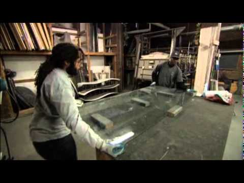 How Do They Do It-- How Do They Make Curved Glass- Video at YourDiscovery.com.flv להורדה
