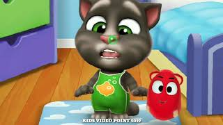 Johny Johny Yes Papa John's With Talking Tom