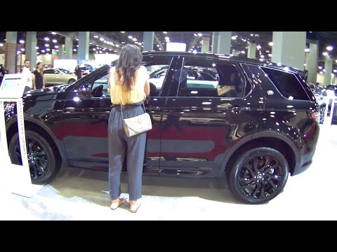 2019 Land Rover Discovery Sport, Walk Around, at Miami Beach Auto Show