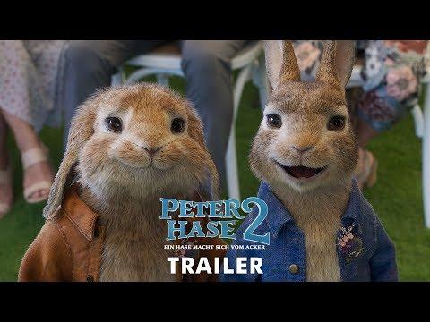 Peter Hase 2 - Trailer B - Ab 11.3.21 im Kino!