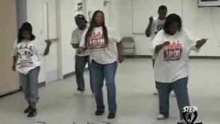 """Step  / Line Dance - """"Freak It"""""""