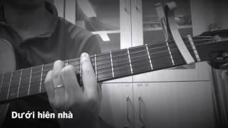 Dưới Hiên Nhà - Guitar cover - Hợp Âm