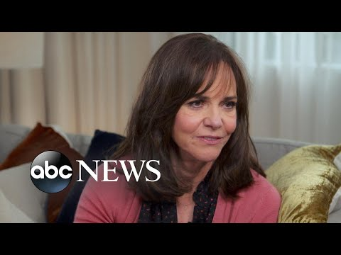 Sally Field speaks out about her new memoir, In Pieces