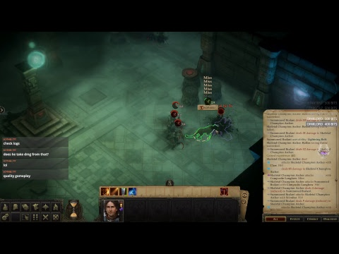 Pathfinder: Kingmaker - SOLO - HARD - Monster Tactician - Day #5 Act 3!
