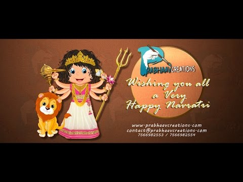 Happy Navratri 2016 # Whatsapp Video # E-card # Wishes