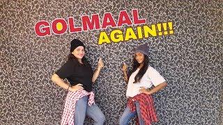 GOLMAAL AGAIN | Title Song Choreography | Ajay devgan| Parineeti| Arshad| Rohit shetty | IN STEP |