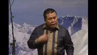 [HUT 21 GBI NAFIRI ALLAH] Pdt. Erastus Sabdono - Hidup Dalam Persekutuan Dengan Tuhan Yesus