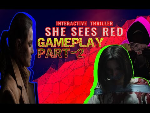 She sees red gameplay/ part- 2 |