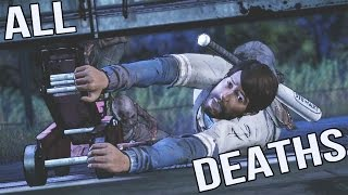 All Character Deaths in The Walking Dead Game Season 3 Episode 3