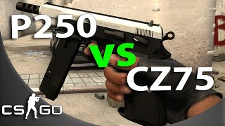 [CS:GO Pro Tips] P250 vs CZ75