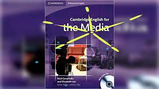 Cambridge English For The Media Student's Book Cd
