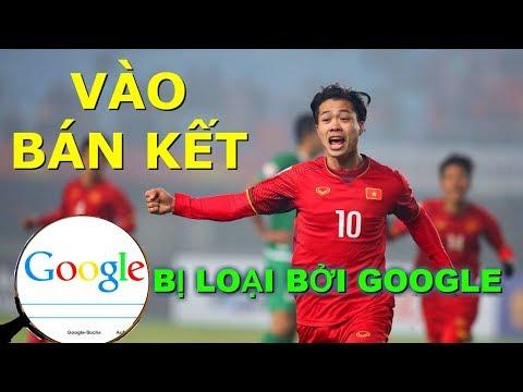 Lập Kỳ Tích Lịch Sử Nhưng U23 Việt Nam Bị Loại Bởi Google