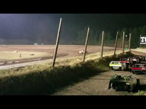 Southern Oregon Speedway 8-12-2017 Sport mod main