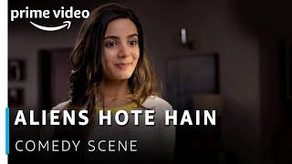Kya Aliens Sach Mein Hote Hain? - Comedy Scene   Amazon Prime Video