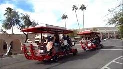 Arizona Party Bike - Scottsdale Bachelorette Party (Ft. Beyonce - Single Ladies)