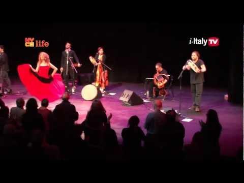 i-Italy|NY: Canzoniere Grecanico Salentino