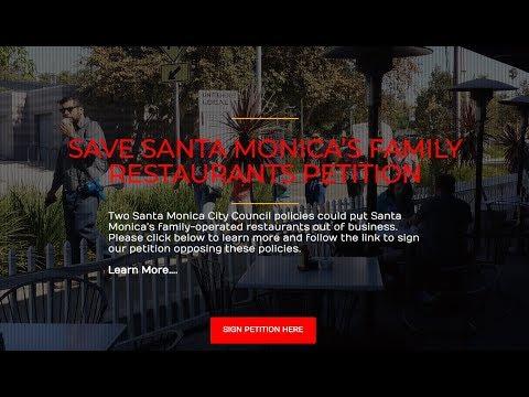 Santa Monica City Council - LPA Full Study Session   - October 24 2017