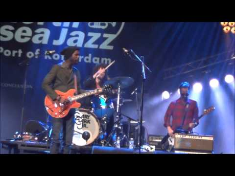 Gary Clark jr part 1  at North Sea Jazz 2013