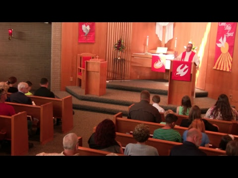 Third Sunday of Easter (Confirmation) 2017 - What I Want You to Know (1 John 1:5-2:2 NIV)