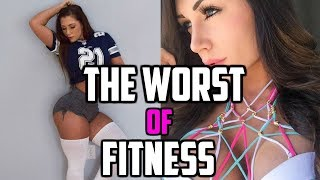 Download Video The Worst of Fitness - Caitlin Rice MP3 3GP MP4