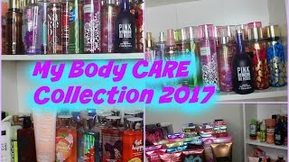 My Bath & Body Works + VS Collection 2017
