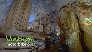 MOTORBIKE RIDE TO VIETNAM'S EPIC PARADISE CAVE Adventure Oz