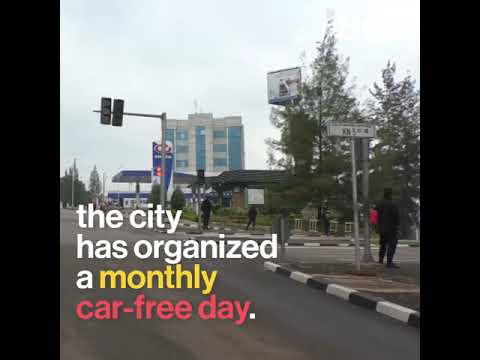 Here is why Kigali is one of Africa's cleanest cities.