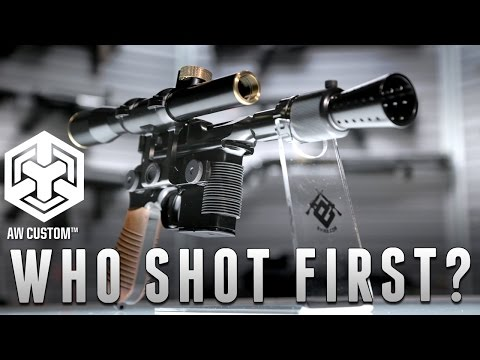 Who Shot First?  [Gun Corner] Airsoft Evike.com