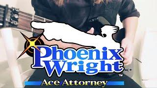 phoenix wright ace attorney super mega epic medley 2000