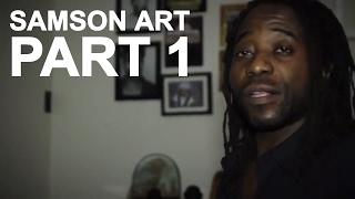 SAMSON ART (PART 1) - ANTHONY ADÉ GORDON