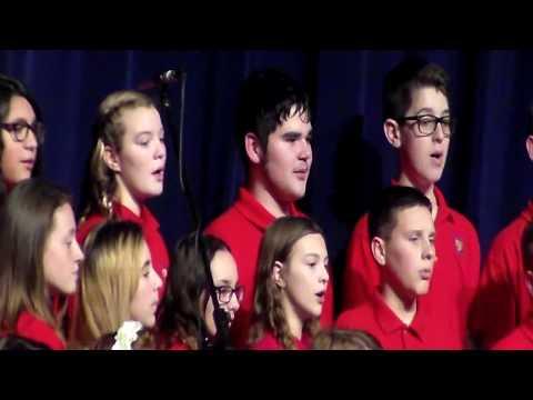 2017 7th Grade Christmas Concert