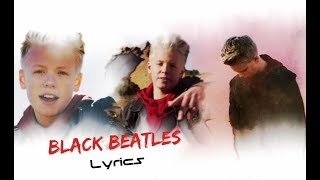 Rae Sremmurd - Black Beatles cover by Carson Lueders(Lyrics)