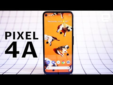 Google Pixel 4a review: The Best $350 Phone