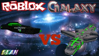Roblox:Galaxy [BETA] Razor Wing VS Alien Punisher