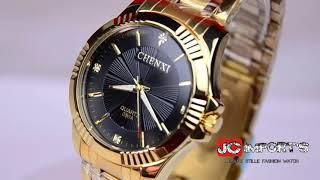 3e9d71e38c4 Relógio Chenxi Dourado Mascul.