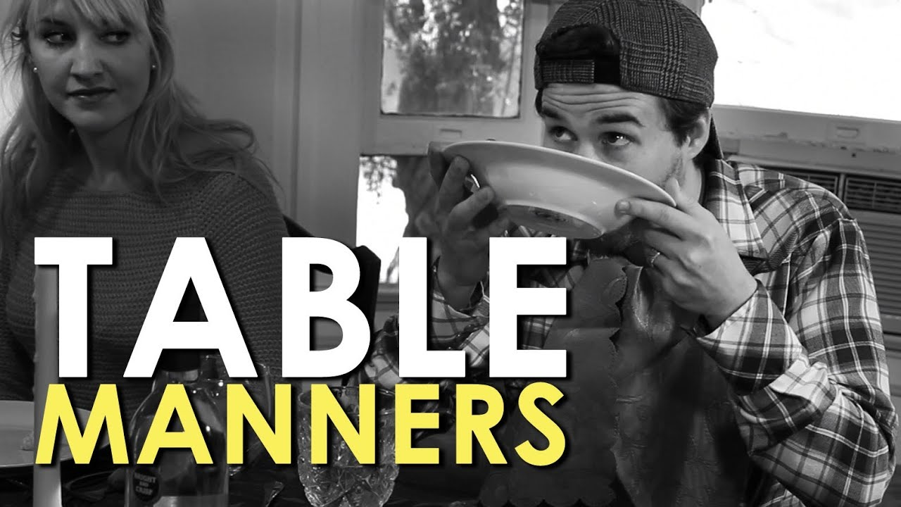 Dining Etiquette Table Manners
