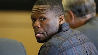 RAPPER 50CENT ARRESTED IN ST KITTS