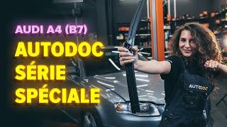 Comment et quand changer Buse d'injection diesel et essence AUDI A4 (8EC, B7) : vidéo tutoriel