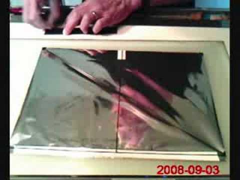 part 3 of 5  Making a buka fighter kite