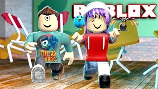 ESCAPING MATH CLASS IN ROBLOX w/ RadioJH Games!