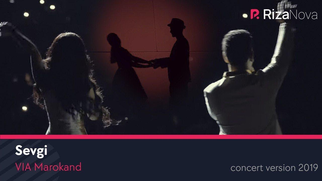 VIA Marokand - Sevgi | ВИА Мароканд - Севги (concert version 2019)